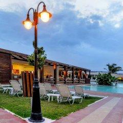 Отель smartline Cosmopolitan Hotel Греция, Родос - отзывы, цены и фото номеров - забронировать отель smartline Cosmopolitan Hotel онлайн бассейн фото 2