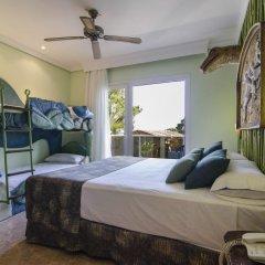 Отель Diverhotel Dino Marbella комната для гостей фото 3