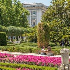 Отель Palacio Real Испания, Мадрид - отзывы, цены и фото номеров - забронировать отель Palacio Real онлайн фото 2
