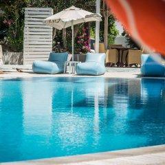 Отель Anika Studios Фалираки бассейн фото 2