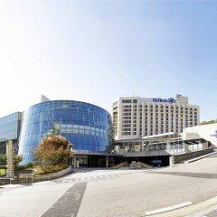 Отель Grand Hilton Seoul парковка