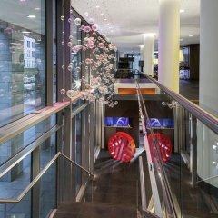 Отель NH Collection Dresden Altmarkt балкон