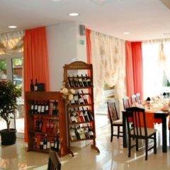 Отель Obzor City Hotel Болгария, Аврен - отзывы, цены и фото номеров - забронировать отель Obzor City Hotel онлайн питание фото 2