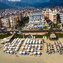 White Gold Hotel & Spa - All Inclusive пляж фото 2