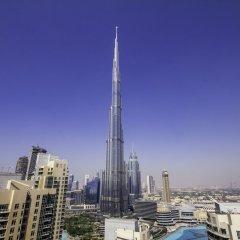 Отель Maison Privee - 29 Boulevard Дубай приотельная территория