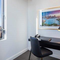 Отель Meriton Suites Pitt Street Австралия, Сидней - отзывы, цены и фото номеров - забронировать отель Meriton Suites Pitt Street онлайн удобства в номере фото 2