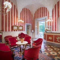 Отель Palazzo dal Borgo Италия, Флоренция - 1 отзыв об отеле, цены и фото номеров - забронировать отель Palazzo dal Borgo онлайн интерьер отеля