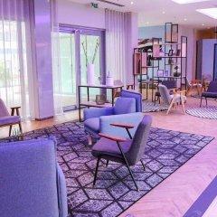Отель Radisson Blu Hotel Toulouse Airport Франция, Бланьяк - 1 отзыв об отеле, цены и фото номеров - забронировать отель Radisson Blu Hotel Toulouse Airport онлайн интерьер отеля фото 2