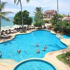 Отель Aloha Resort Таиланд, Самуи - 12 отзывов об отеле, цены и фото номеров - забронировать отель Aloha Resort онлайн бассейн
