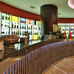 Отель Crowne Plaza Padova (ex.holiday Inn) Падуя гостиничный бар