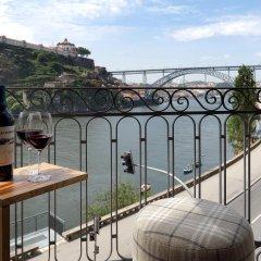 Отель Eurostars Porto Douro Порту балкон