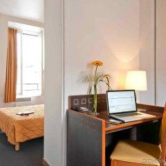 Отель Aparthotel Adagio access Paris Philippe Auguste Франция, Париж - отзывы, цены и фото номеров - забронировать отель Aparthotel Adagio access Paris Philippe Auguste онлайн удобства в номере фото 2