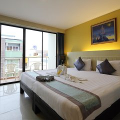 Ansino Bukit Hotel комната для гостей