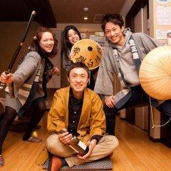 Отель K's House Tokyo Oasis Токио развлечения