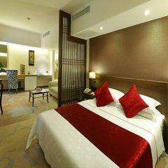 Отель Ramada Hotel Xiamen Китай, Сямынь - отзывы, цены и фото номеров - забронировать отель Ramada Hotel Xiamen онлайн комната для гостей фото 3