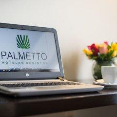 Отель Palmetto Hotel Business San Borja Перу, Лима - отзывы, цены и фото номеров - забронировать отель Palmetto Hotel Business San Borja онлайн