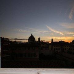 Отель Loggiato Dei Serviti Италия, Флоренция - 3 отзыва об отеле, цены и фото номеров - забронировать отель Loggiato Dei Serviti онлайн балкон