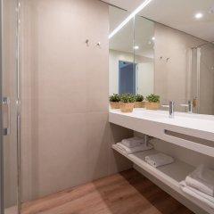 Hotel Las Terrazas ванная