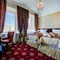 Бутик-Отель Золотой Треугольник 4* Стандартный номер с 2 отдельными кроватями фото 13