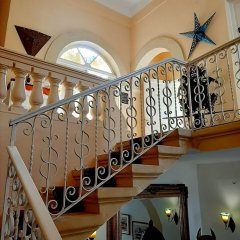 Отель Heavens Door - Guest House Фонтана фитнесс-зал