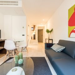 Отель Salamanca City Center Испания, Мадрид - отзывы, цены и фото номеров - забронировать отель Salamanca City Center онлайн комната для гостей фото 4