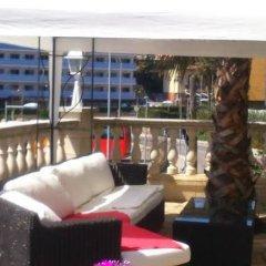 Отель Bonsol Испания, Льорет-де-Мар - отзывы, цены и фото номеров - забронировать отель Bonsol онлайн балкон