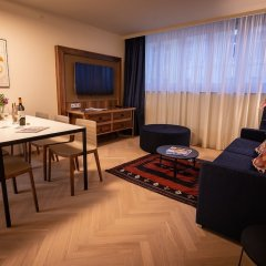 Отель Est Residence Schoenbrunn Vienna Вена комната для гостей фото 5