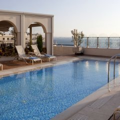 Отель Electra Palace Thessaloniki Салоники бассейн фото 2