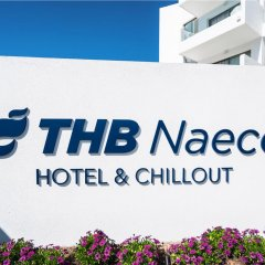 Отель THB Naeco Ibiza - Adults Only парковка