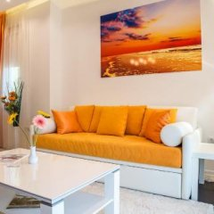 Отель Luxury Guest House Europe 3* Стандартный номер фото 3