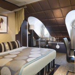 Le M Hotel Париж комната для гостей фото 2
