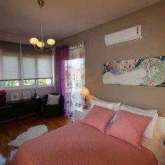 Отель Villa Abelos Греция, Галатси - отзывы, цены и фото номеров - забронировать отель Villa Abelos онлайн комната для гостей фото 3