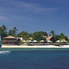 Отель Castaway Island Fiji пляж