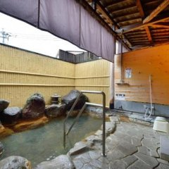Отель Ryokan Miyukiya Япония, Беппу - отзывы, цены и фото номеров - забронировать отель Ryokan Miyukiya онлайн бассейн фото 2