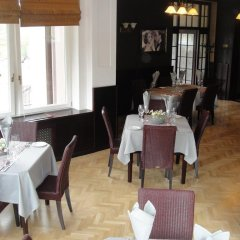 Отель Rezidence Liběchov Кропачова-Врутице питание фото 3