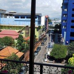 Отель Sabai Inn балкон
