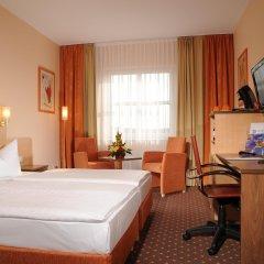 ECONTEL HOTEL Berlin Charlottenburg 3* Номер Бизнес с различными типами кроватей