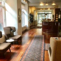 Отель Savoy Hotel Дания, Копенгаген - 6 отзывов об отеле, цены и фото номеров - забронировать отель Savoy Hotel онлайн интерьер отеля фото 2