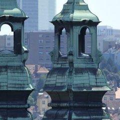 Отель Best Western City Hotel Moran Чехия, Прага - - забронировать отель Best Western City Hotel Moran, цены и фото номеров бассейн