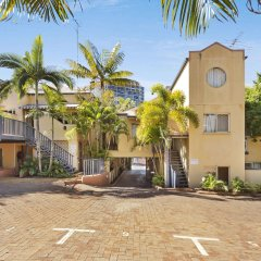 Отель City Palms Brisbane парковка
