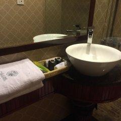 Отель Thai Binh Sapa Hotel Вьетнам, Шапа - отзывы, цены и фото номеров - забронировать отель Thai Binh Sapa Hotel онлайн ванная
