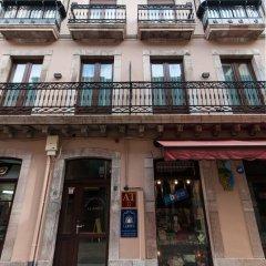 Отель Apartamentos Turisticos LLanes Испания, Льянес - отзывы, цены и фото номеров - забронировать отель Apartamentos Turisticos LLanes онлайн вид на фасад