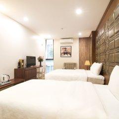Отель The Ky Moi Hotel Вьетнам, Ханой - отзывы, цены и фото номеров - забронировать отель The Ky Moi Hotel онлайн комната для гостей фото 5