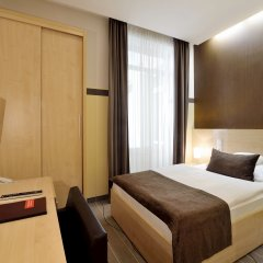 Promenade City Hotel Будапешт комната для гостей фото 3