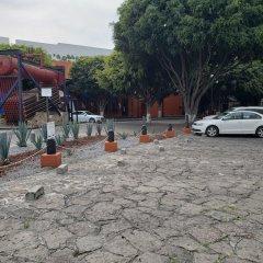 Hotel Boutique Casareyna парковка