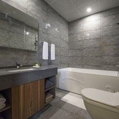 Hierapark Thermal & Spa Hotel Турция, Памуккале - отзывы, цены и фото номеров - забронировать отель Hierapark Thermal & Spa Hotel онлайн ванная фото 2