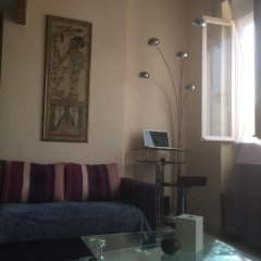 Апартаменты Apartment With one Bedroom in Nice, With Wonderful City View and Wifi комната для гостей фото 3