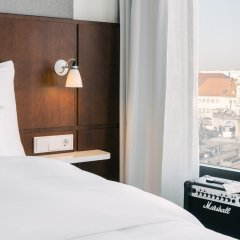 Ruby Lilly Hotel Munich сейф в номере