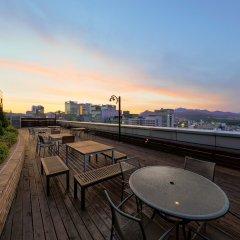 Tmark Hotel Myeongdong балкон