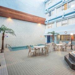 Отель Comfort Inn & Suites Downtown Edmonton